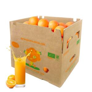Caja 10 Kg Naranjas de Zumo