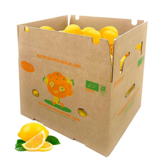 Caja 15 Kg de Limones
